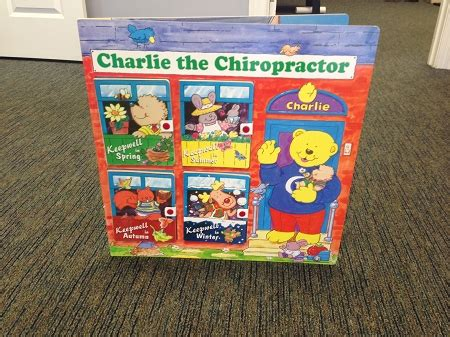 the chiropractor book