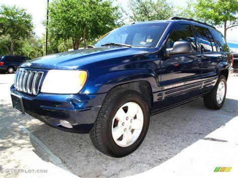 blue jeep grand 2001 2001 patriot blue pearl jeep grand limited 4x4