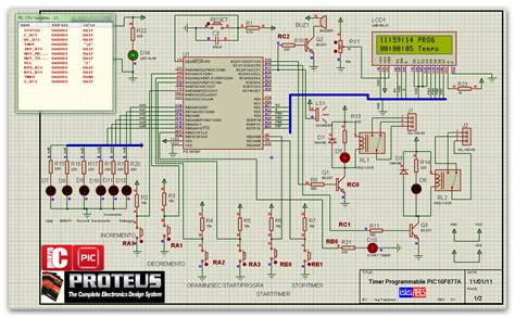 hex pattern generator schematic besides pattern generator circuit on hex pcb