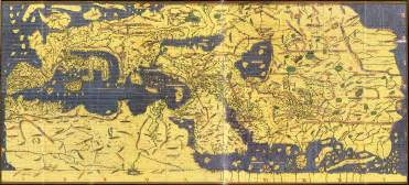 Oldest World Map by 12 Maps That Changed The World The Atlantic