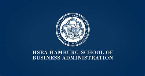Mba Hamburg by Hsba Hamburg School Of Business Administration