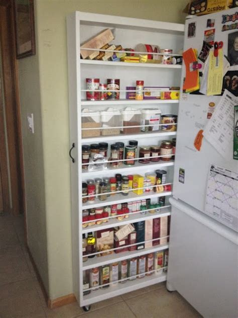 Diy Slide Out Pantry by Pull Out Pantry For The Home