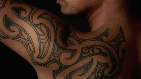 thin blue line the transcending power of ta moko art on