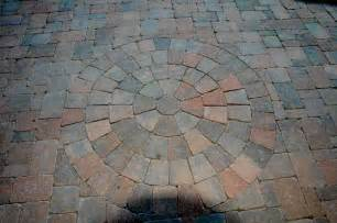 Flagstone Patio Design by Az Landscape Concrete Flagstone Block Wall