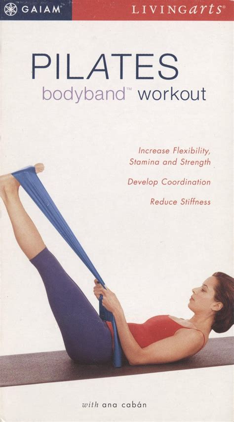pilates bodyband workout vhs 2001 dvd hd dvd