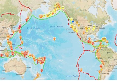 earthquake ring of fire ring of fire earthquake map www pixshark com images