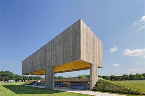 webb chapel park pavilion studio joseph archdaily - Pavillon Park