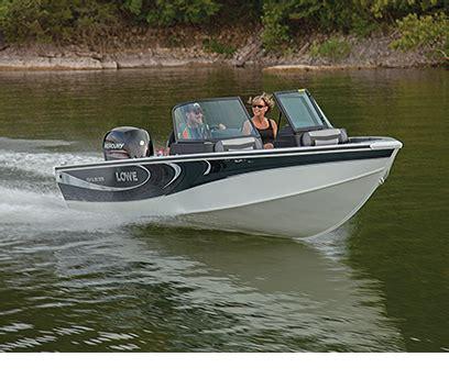 fish and ski aluminium boat lowe 2018 fish and ski series deep v aluminum boats