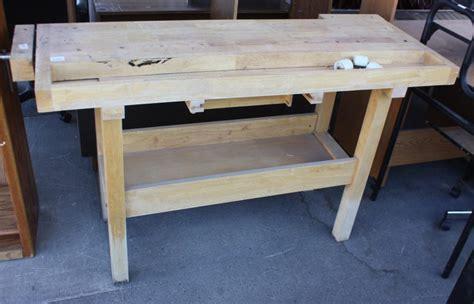 wood whitegate workbench blueprints  diy