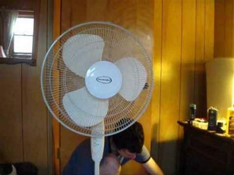 owens box fans how to clean a fan