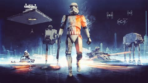 Download Star Wars At At Wallpaper Gallery