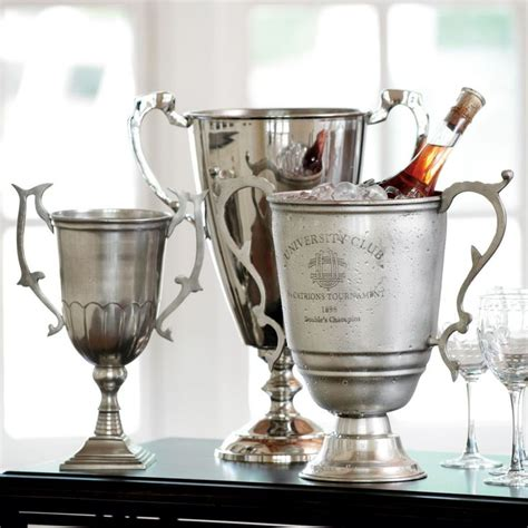 Trophy Decorations by Trophy Cup Decorating Inspiration