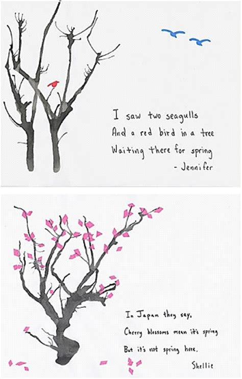 pin haiku poem exle about nature image search results