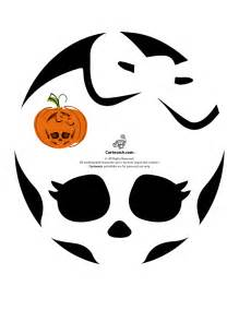 Pumpkin Carving Templates by Free High Pumpkin Carving Patterns Woo Jr