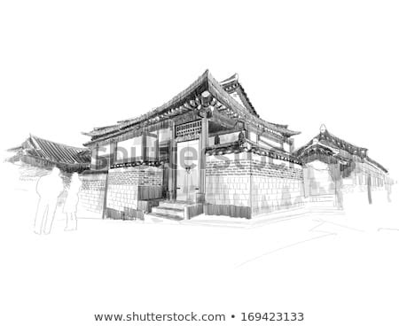 korea traditional stock  images pictures