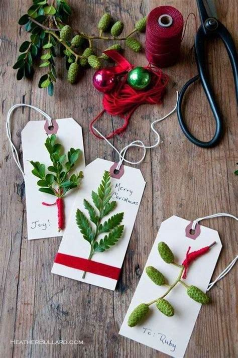 Handmade Tags For Crafts - gift tags craft ideas