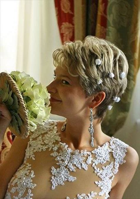 older brides hairstyles 28 elegant short hairstyles for mother of the bride cool