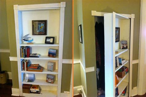 diy bookcase door diy bookcase secret door home design garden