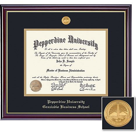 Mba Courses For Diploma Holders by Pepperdine Graziadio School Of Business And
