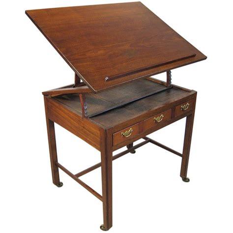 george iii mahogany architect s desk england ca 1760 at 1stdibs