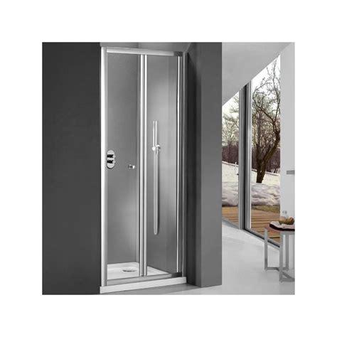 cabina doccia cristallo line cabina doccia ad apertura a soffietto