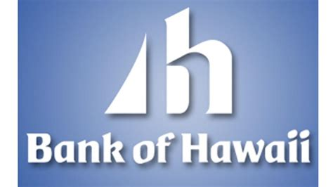 bank ofhawaii bank of hawaii reports slight increase in net income for