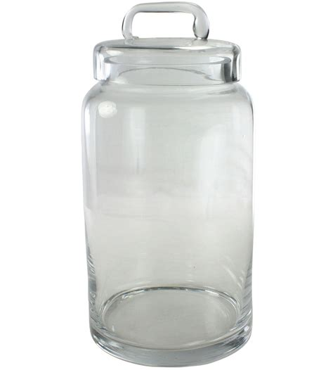 Kitchen Canisters Glass Glass Food Canister In Kitchen Canisters
