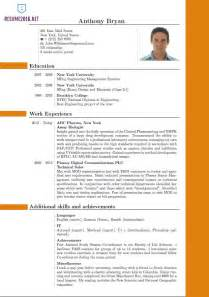 Best Resume Format Of 2016 by Best Resume Format 2016 Which One To Choose In 2016