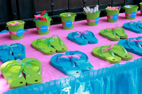 Summer Party Decorations | summer party ideas for teenagers nice decoration