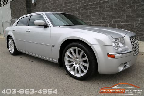 chrysler hemi 300c 2007 chrysler 300c 5 7l hemi only 40kms envision auto