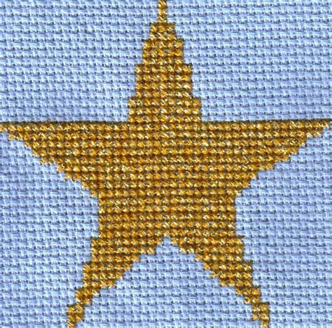 star pattern in objective c free and easy cross stitch patterns from around the