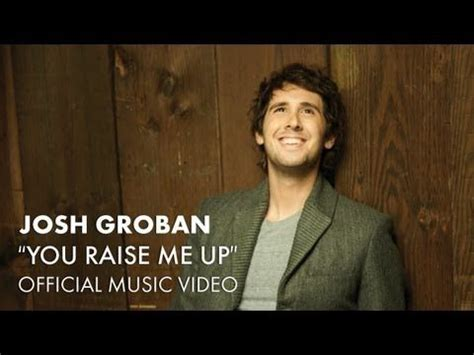 Wedding Song Josh Groban by The 25 Best You Raise Me Up Ideas On Josh