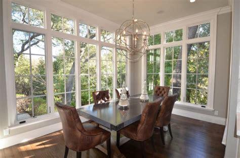 astonishing dining sunroom designs