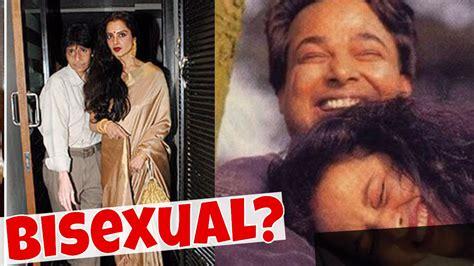 rekha husband mukesh aggarwal death shocking rekha is bisexual husband mukesh committs