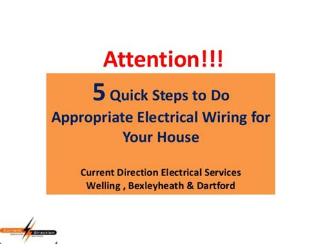 5 steps to do electrical wiring for your house