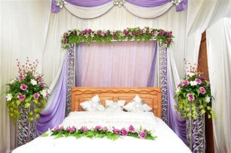 Tempat Tidur Minimalis Pengantin tips dekorasi kamar pengantin ringkas dan romantis
