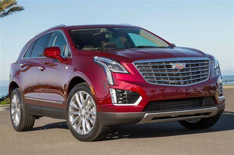 Suv Cadillac by 2017 Cadillac Xt5 Suv Pricing For Sale Edmunds