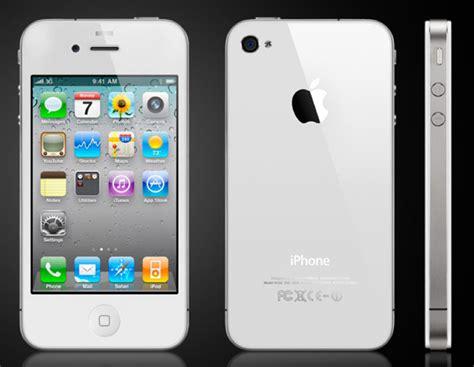 iPhone 4: Weißes Modell verfügbar, Preise bekannt   CHIP