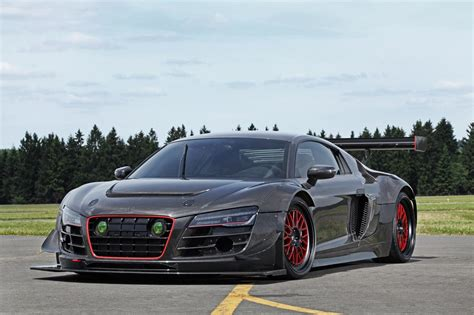 widebody cars audi r8 v10 plus widebody cars carbon modified wallpaper