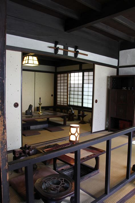 traditional japanese interior eatspeak kawai kanjiro s house kyoto