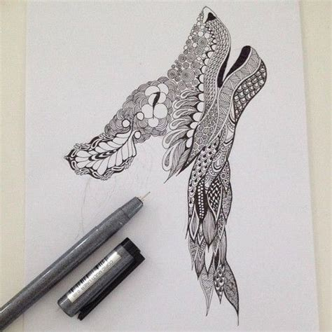 wolf mandala tattoo finished youtube 23 best wolf coloring pages images on pinterest drawings