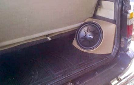 Speaker Aktif Mobil modifikasi speaker aktif komputer untuk mobil mau speaker