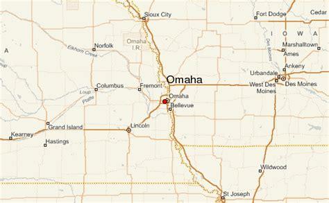 location map omaha ne omaha location guide