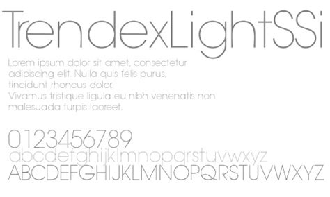 30 Thin And Light Fonts That Should Not Be Free Light Font