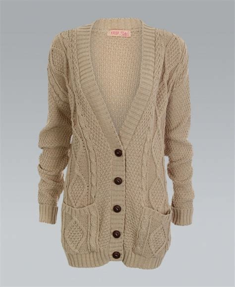 cable knit button cardigan krisp chunky cable knit button cardigan krisp