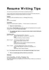 excellent resume templates word sle cio resume resume templates free for word 2007