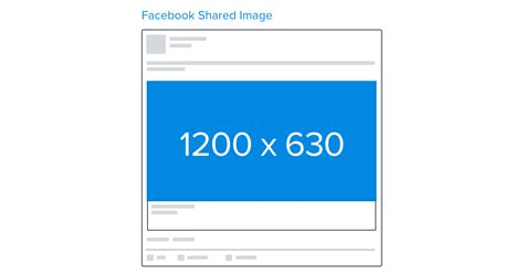 standard l post banner size social media image sizes dimensions quick reference