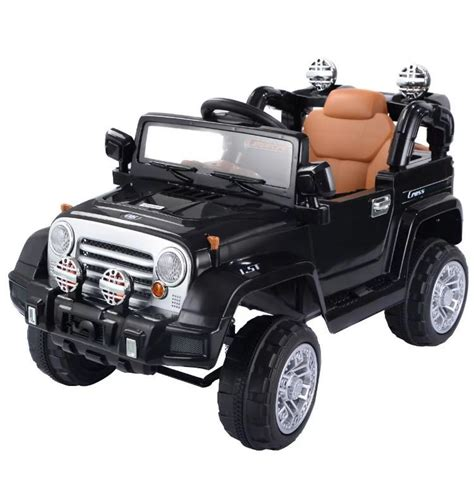 toy jeep for kids jeep wrangler 12v battery powered electric ride on toy