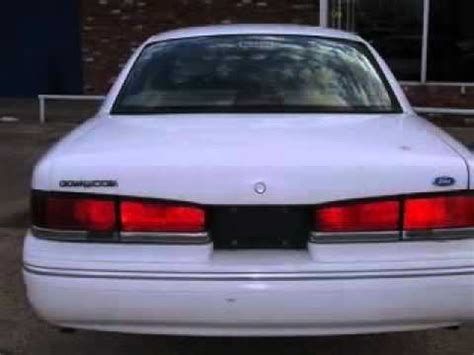 old car manuals online 1995 ford crown victoria regenerative braking download 1995 ford crown victoria repair manual