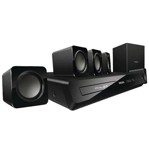philips hts3541 f7 300 watt 5 1 channel 3d home